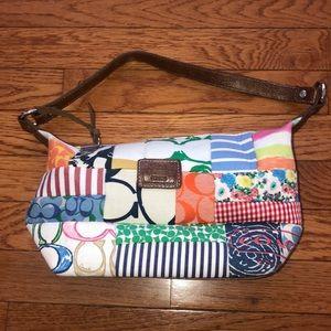 Super cute Authentic Coach purse